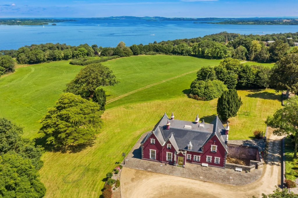 KM Property House - Drone View